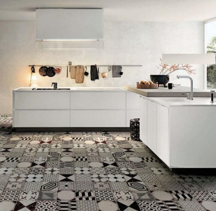 Kitchen Floor Tiles Modern: Regardsetmaisons: Casser Le Mur De Ma Cuisine