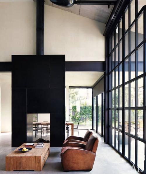 black walls 17