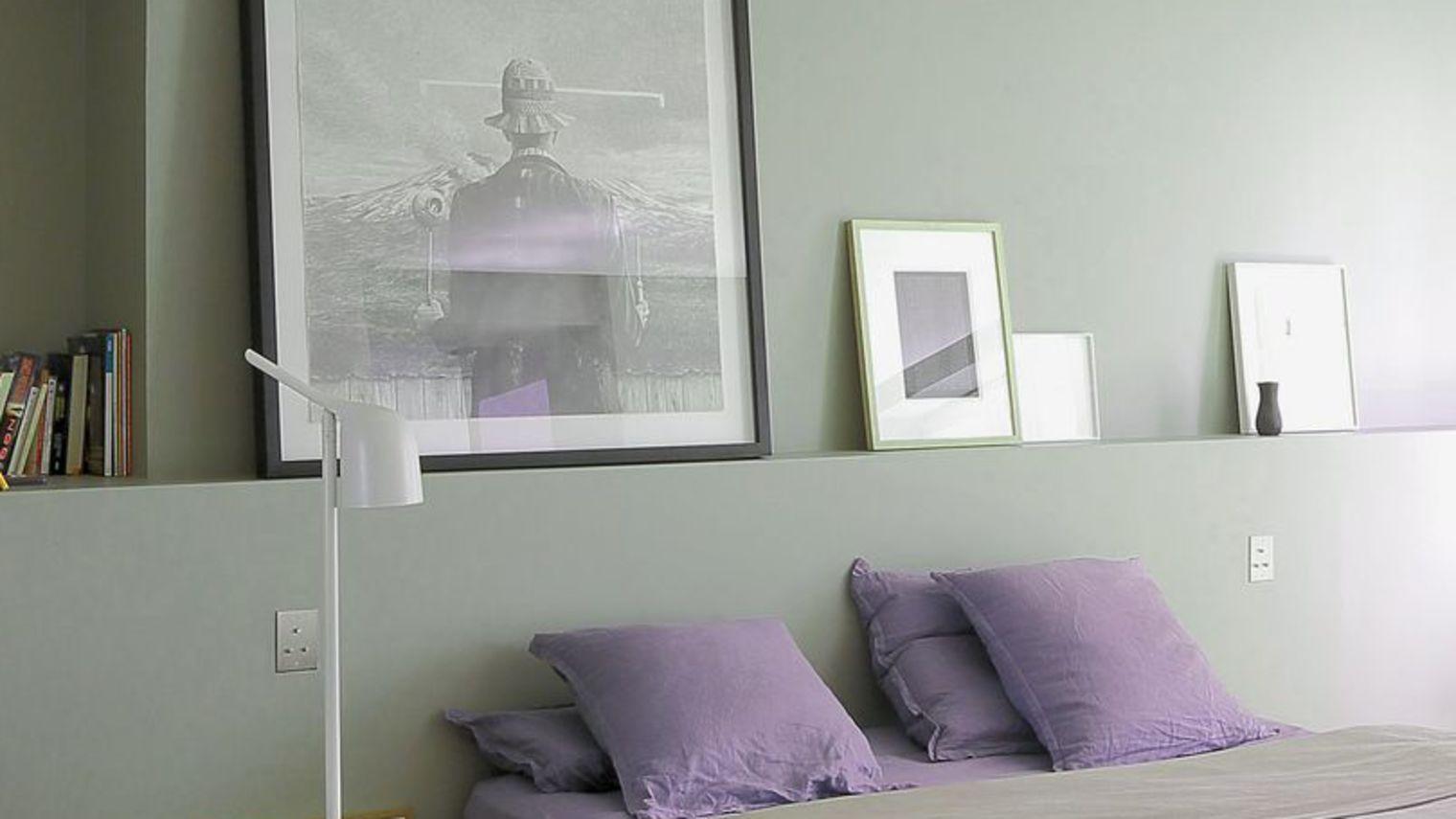Diy anna gillar for Peinture chambre