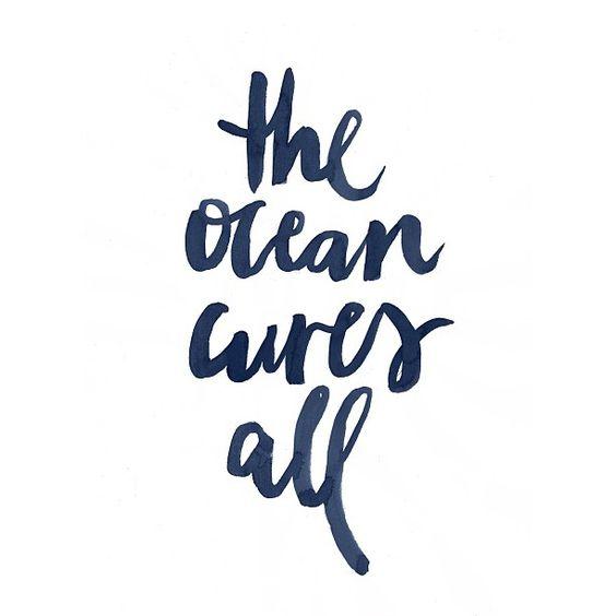 ocean cures